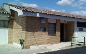 Fachada del Centro Guadalinfo de Mengíbar