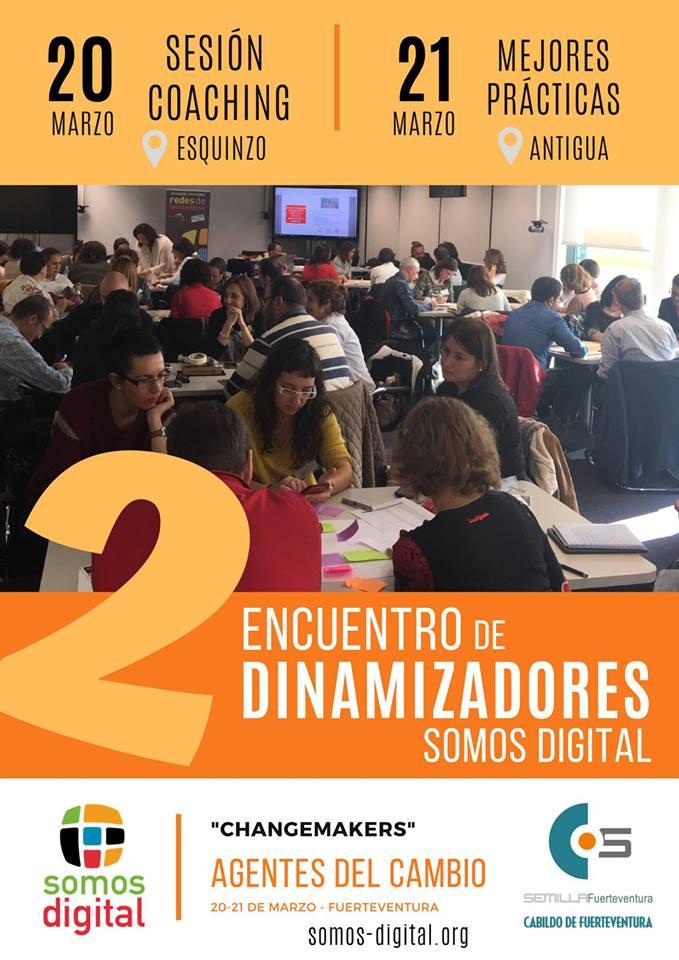 Reunión anual de telecentros de España 2019