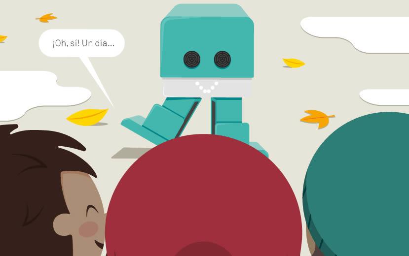 Taller de robótica educativa en Cazalilla de la mano de Guadalinfo Mengíbar