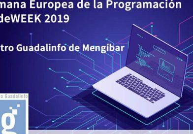 Semana Europea de la Programación en Mengíbar